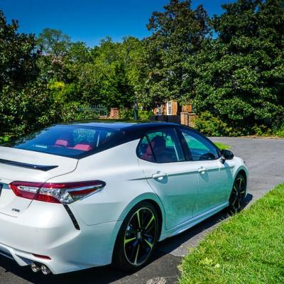 First Look at the 2018 Toyota Camry