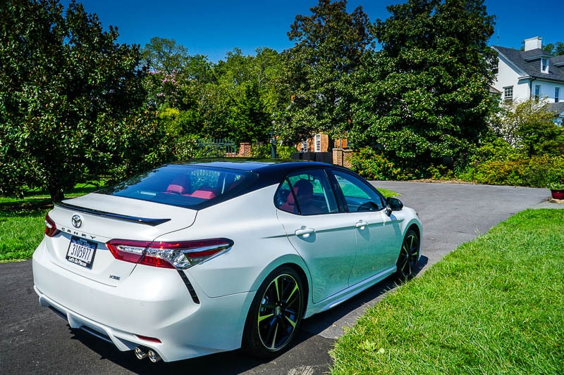 2018 Toyota Camry at River Farm
