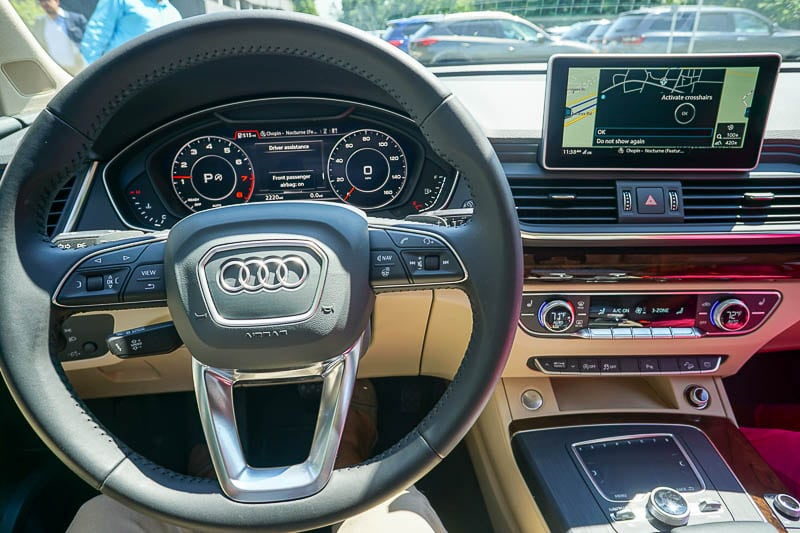 2018 Audi Q5 Love At First Drive All Things Fadra