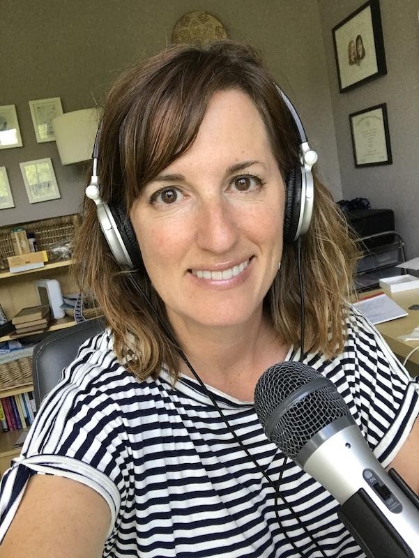 Fadra Nally - podcaster