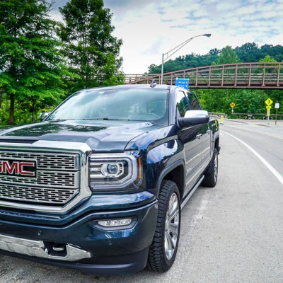 2017 GMC Sierra Denali Delivers Luxury and Camping (but not always together)