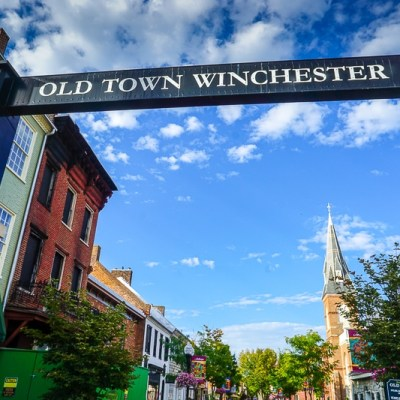 Winchester, Virginia is the Little City with a Big Past