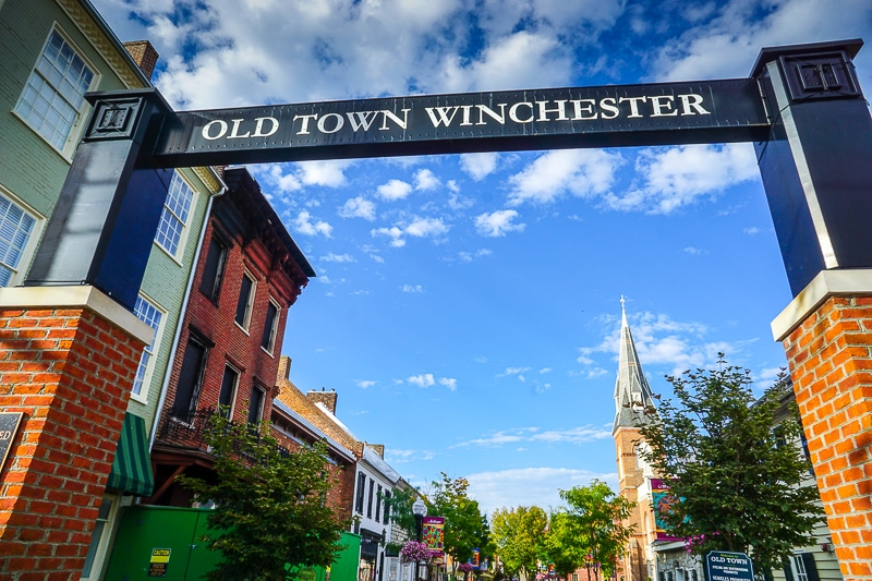 Downtown Winchester