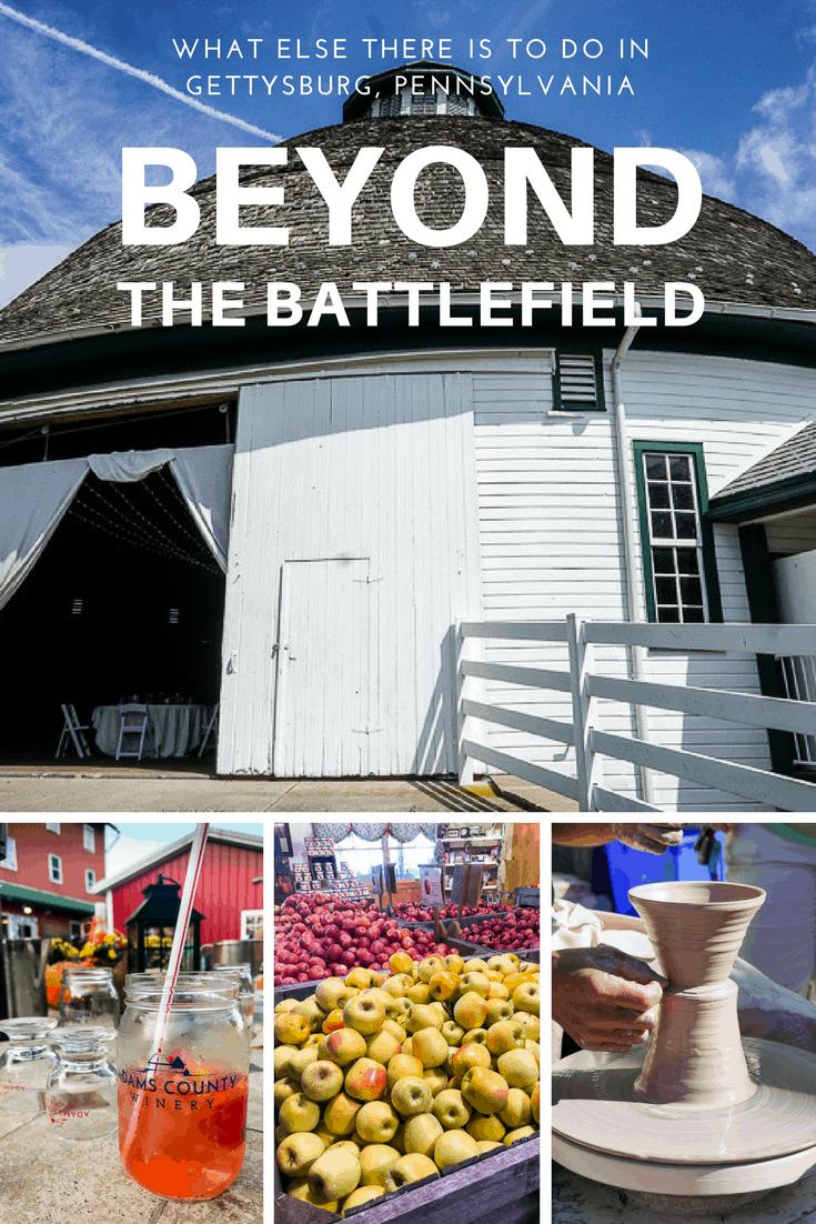 Beyond the Battlefield at Gettysburg