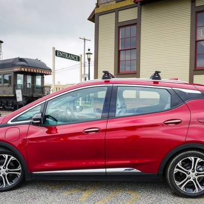 Banish Your Range Anxiety with the All-Electric Chevy Bolt