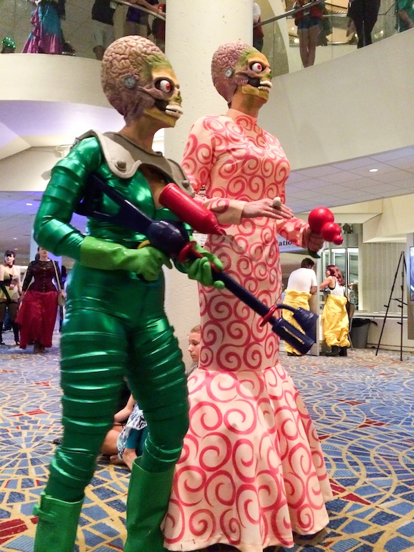 Mars Attacks Costumes
