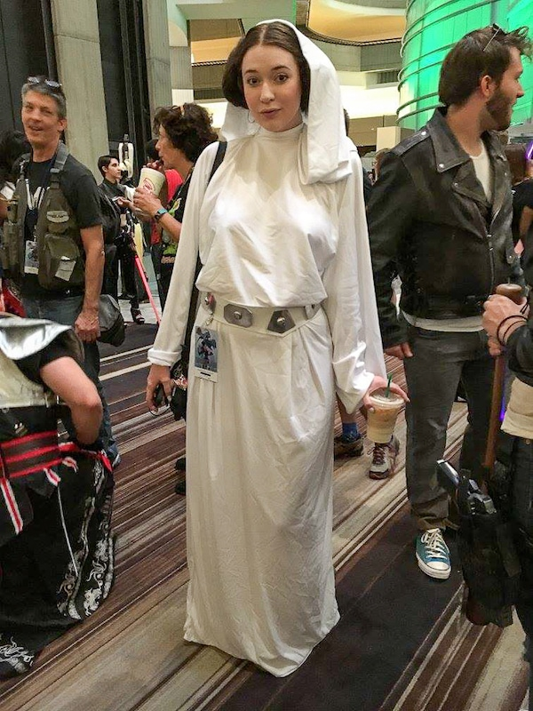 The most original geek inspired halloween costumes all things fadra princess leia costume solutioingenieria Image collections