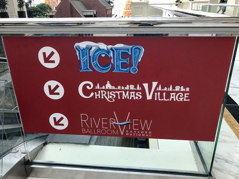 ICE! at Gaylord National