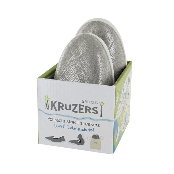 Kruzers Foldable street sneakers