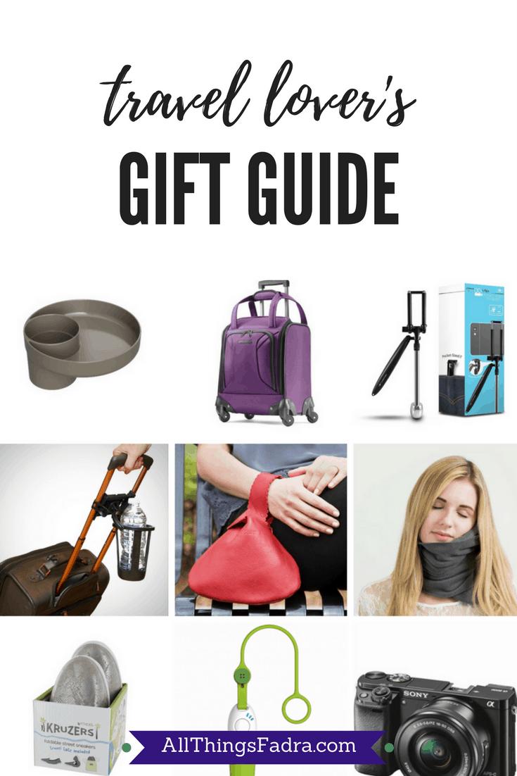Travel Lover's Gift Guide