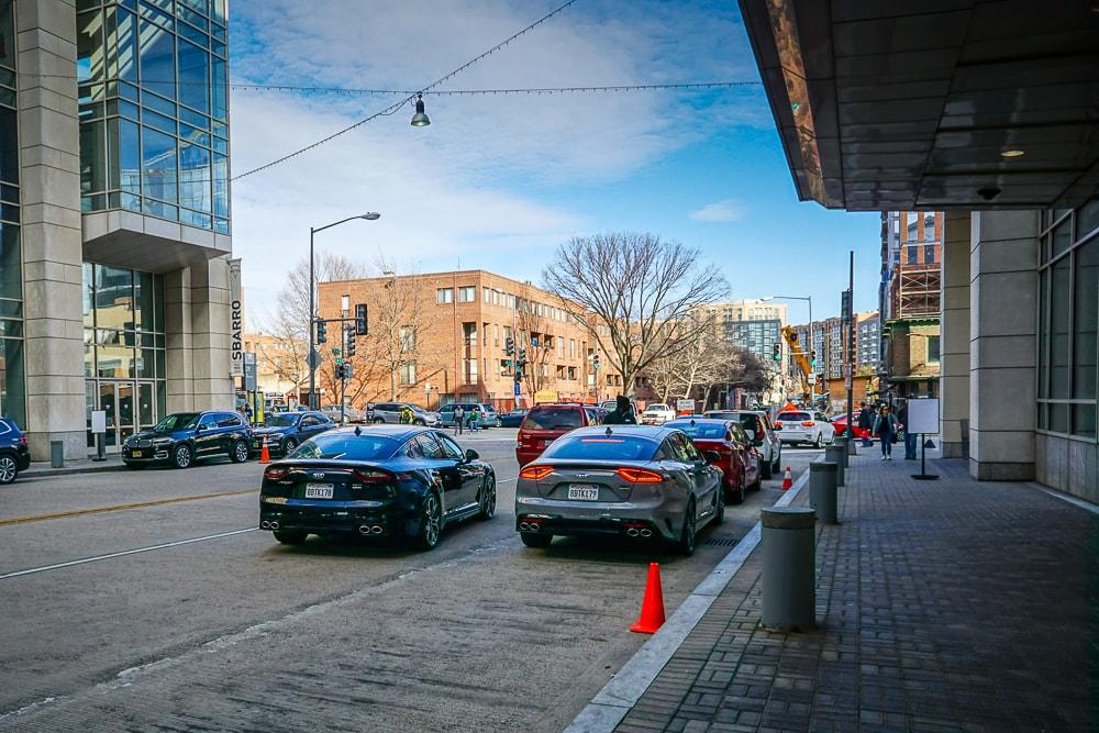 Kia Stingers ready for takeoff - Washington Auto Show