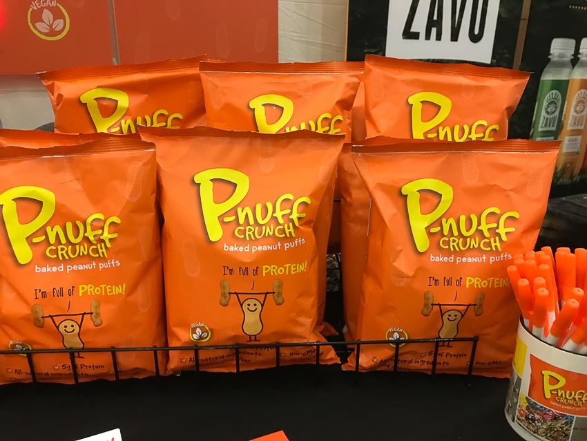 P-nuff Crunch