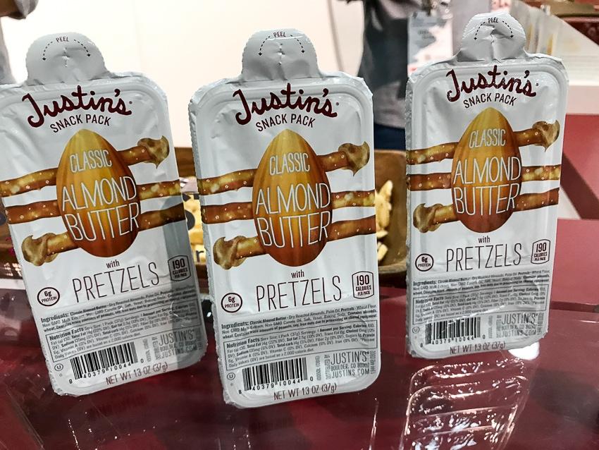 Justin's Snack Packs