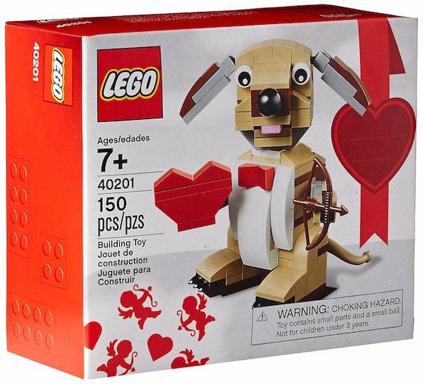 LEGO Valentine's Kit