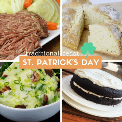 Authentically Irish St. Patrick's Day Meal