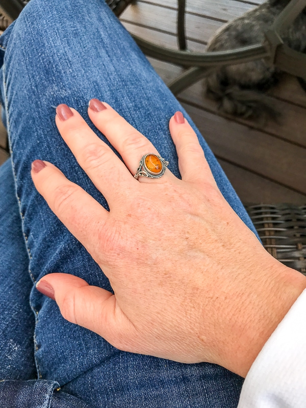 Quick Jewelry Repair repaired ring