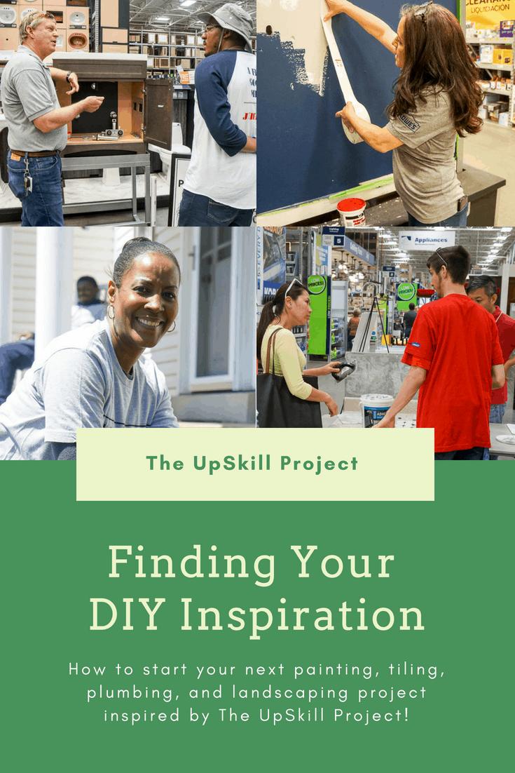 The UpSkill Project DIY Inspiration