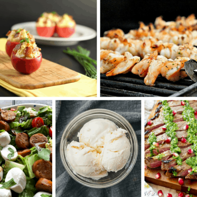 9 Delicious Keto and Low Carb Recipes for Summer