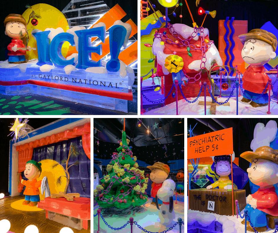 ICE! - A Charlie Brown Christmas