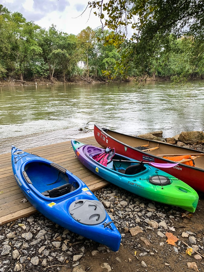 Hidden Outdoor Adventure at Raystown Lake