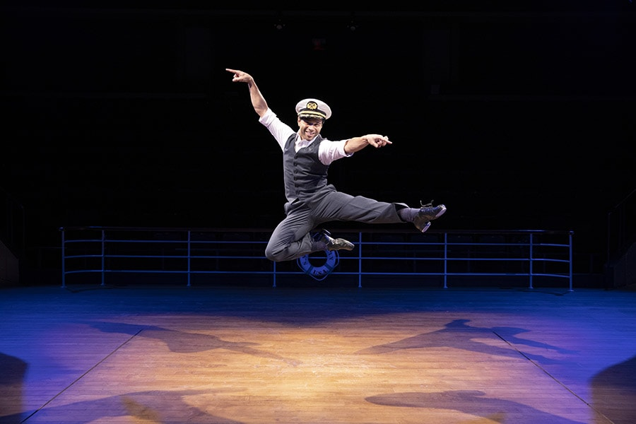 Anything Goes at Arena Stage