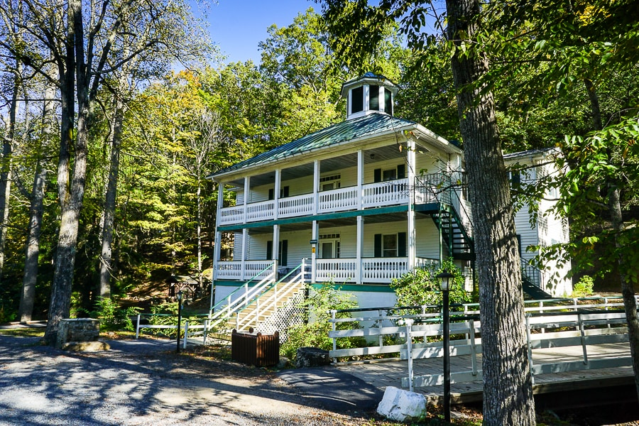 Hampshire Cottage at Capon Springs