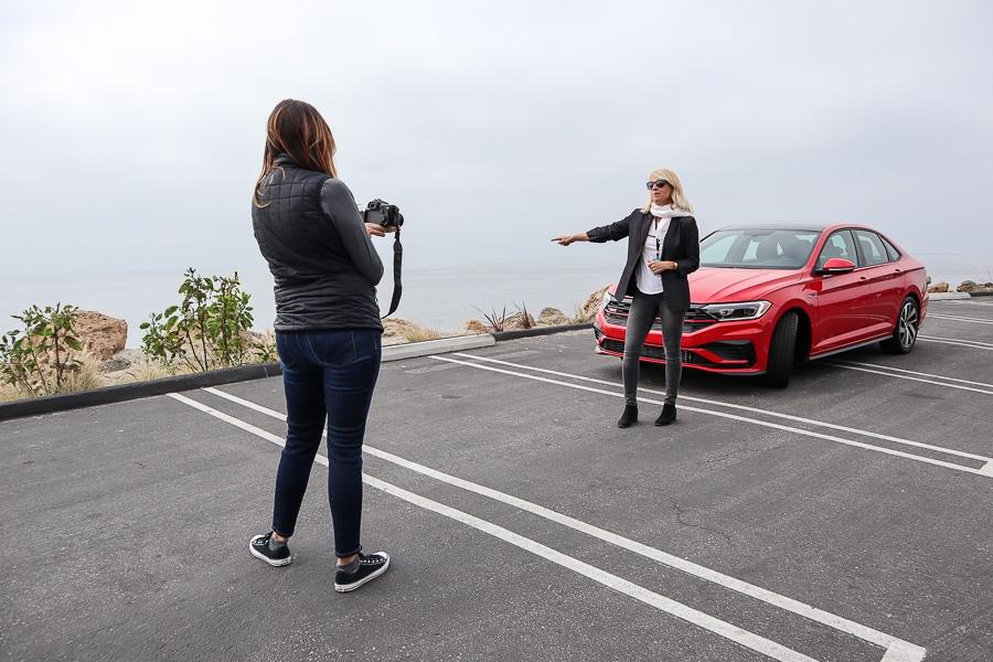 Amelia with VW