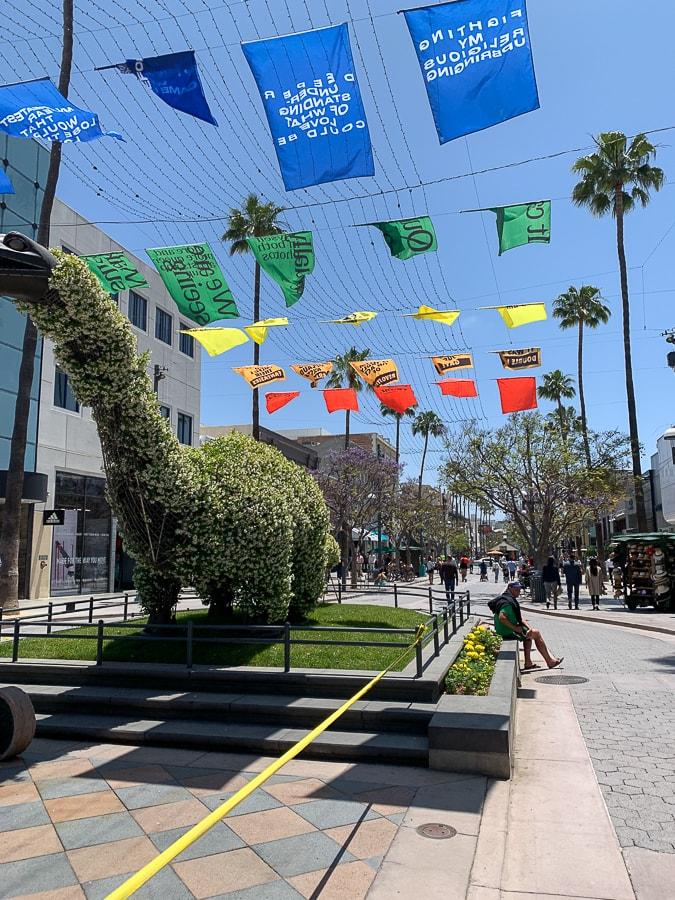 Santa Monica 3rd Avenue