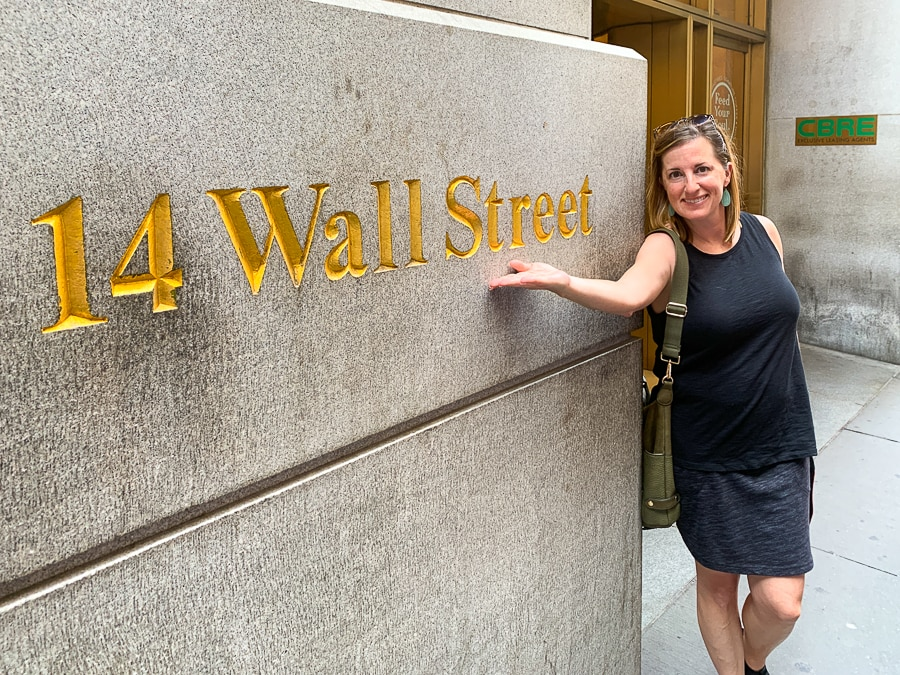 Fadra on Wall Street