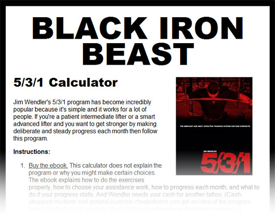 blackironbeast 531 generator