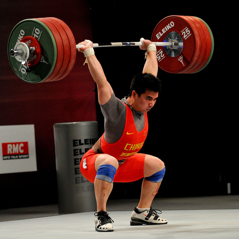 best shoes for olympic weightlifting