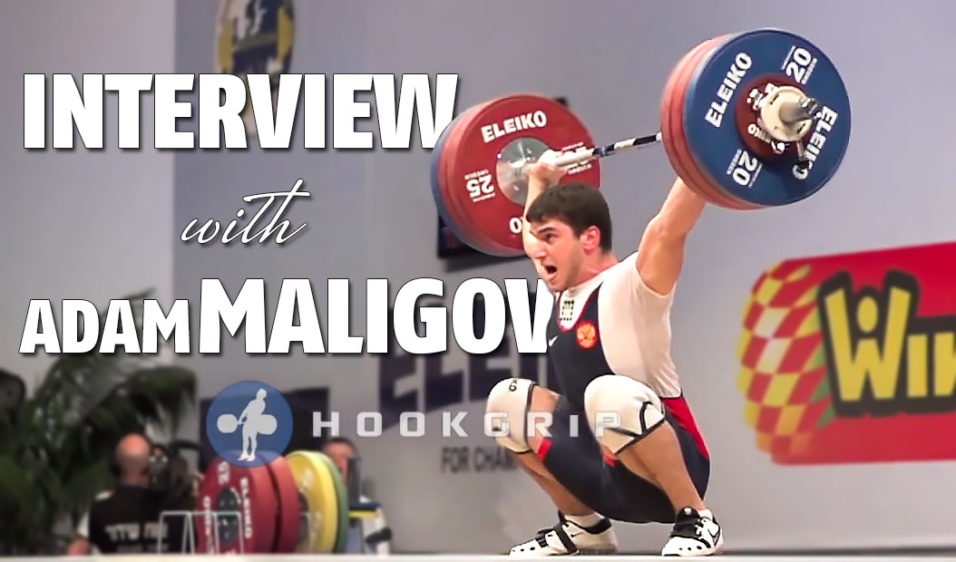 Adam Maligov Interview All Things Gym