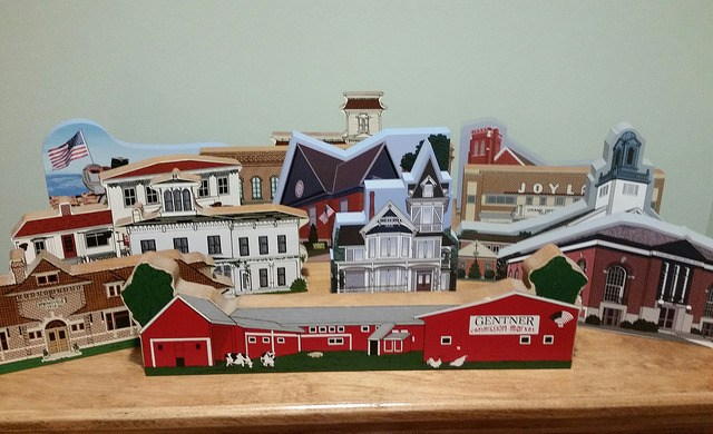 Springville Wood Blocks
