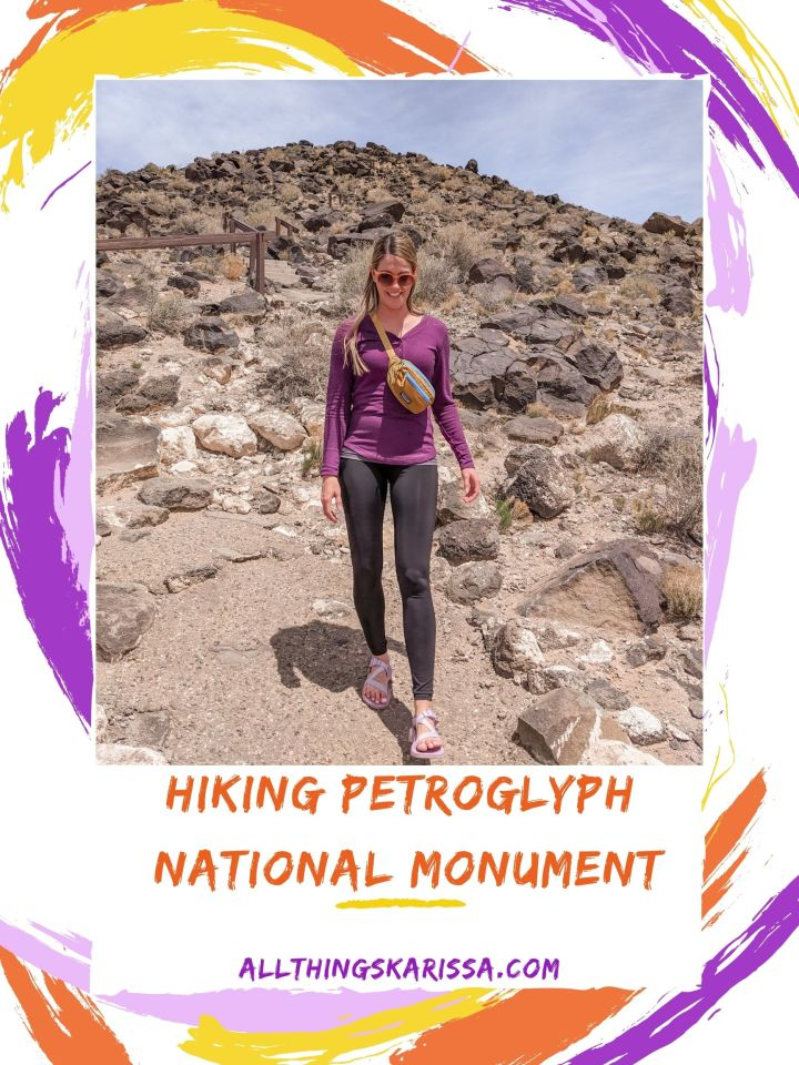 Hiking Petroglyph National Monument