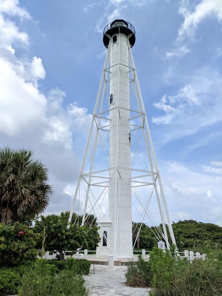 Gasparilla Island State Park Lighthouse