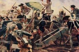 Battle of Bennington by Don Troiani. Source: National Guard