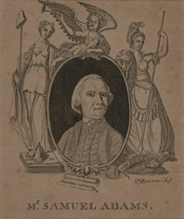 You Won't Believe How Samuel Adams Recruited Sons of Liberty - Journal of  the American Revolution