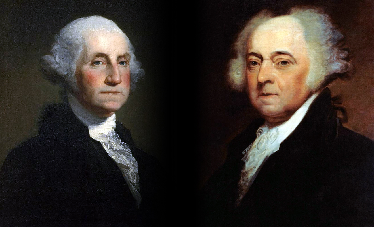 George Washington S Top 10 Talents According To John Adams