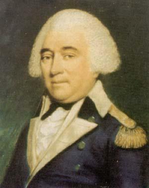 Anthony Waynes 1782 Savannah Campaign