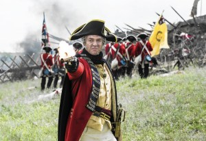 Marton Csokas as General Thomas Gage