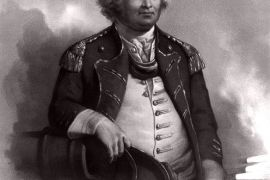 General Israel Putnam (Library of Congress).