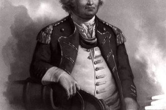 General Israel Putnam (Library of Congress).