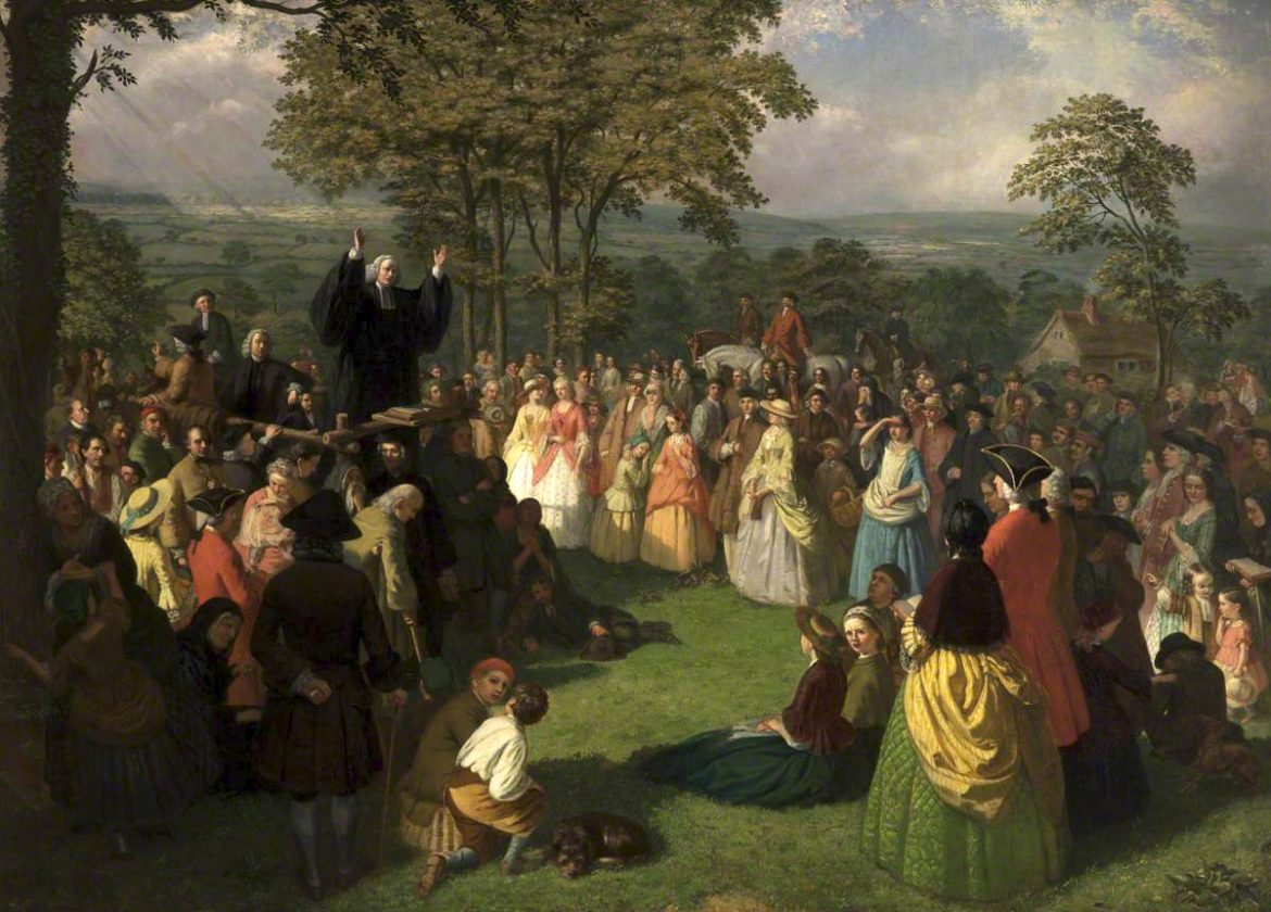 The Great Awakening And The American Revolution