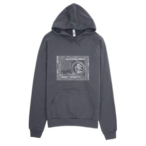 CONTINENTAL CURRENCY Hoodie