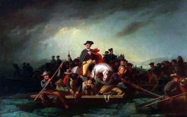 Washington Crossing the Delaware by George Caleb Bingham (Chrysler Museum of Art)