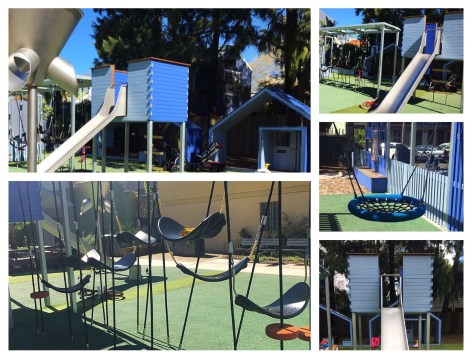 chelsea street playground in redfern