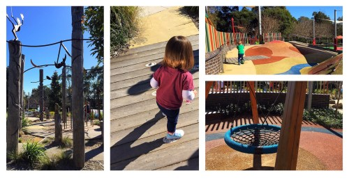 all inclusive playground - Livvi's place, ryde