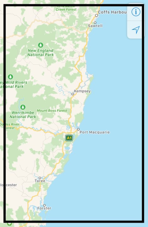 where is port macquarie