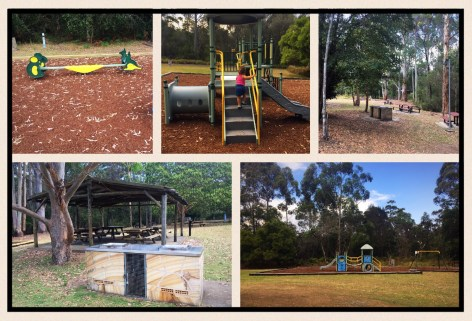 Lambert Clearing Playground, St Ives, Sydney