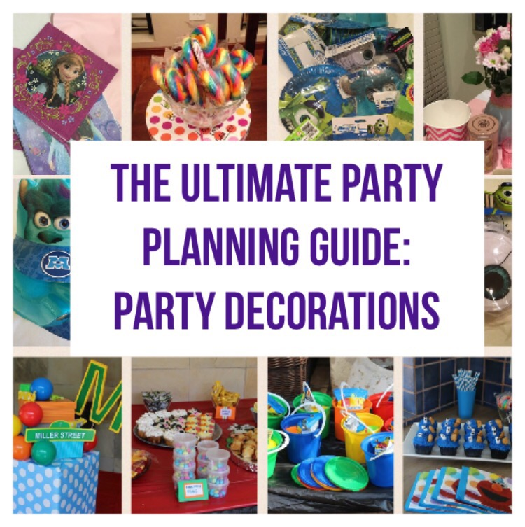 ultimately party planning guide